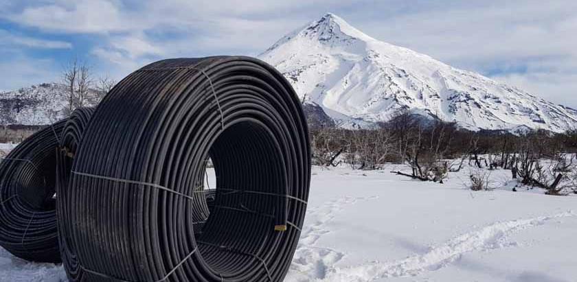 Restablecimiento del servicio de Fibra Óptica de Telefónica de Argentina