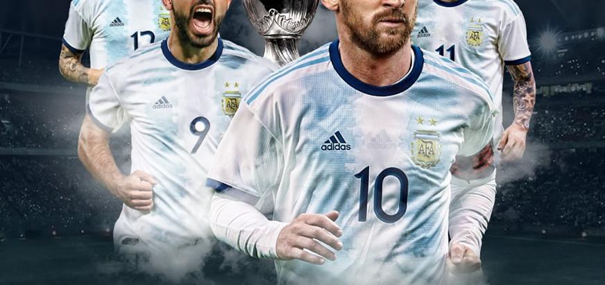 Viví la Copa América con CotecalTV