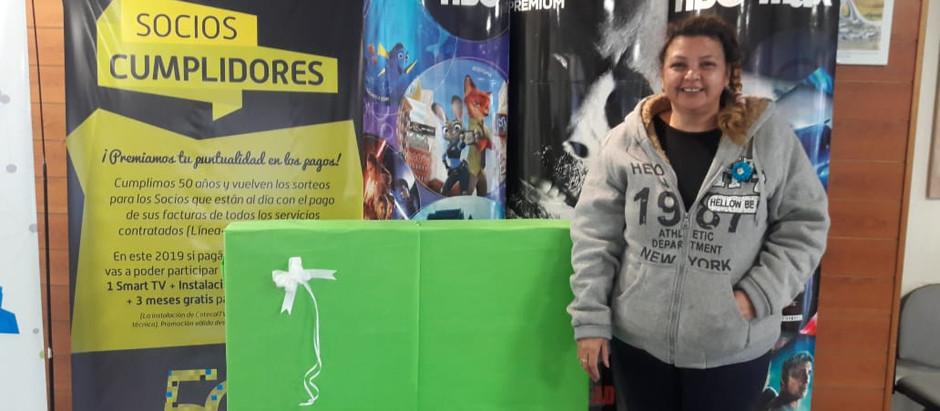 Felicitaciones Judith Viviana Fernández