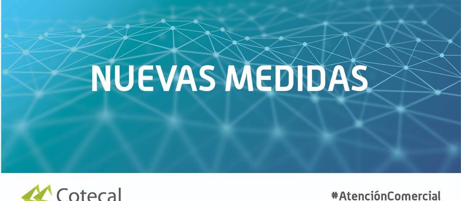 Cotecal adecúa su funcionamiento al decreto 295/2020