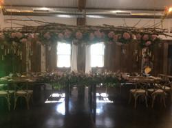 Switzer Bridal Table