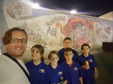 naši judaši u reprezentaciji / judokas of the club in the national team
