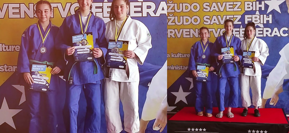 State champions for 2021y. and leady U18 team championos of judo federation bosnia