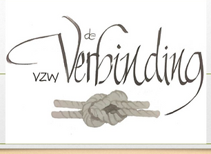 Logo vzw de verbinding voor actiepagina