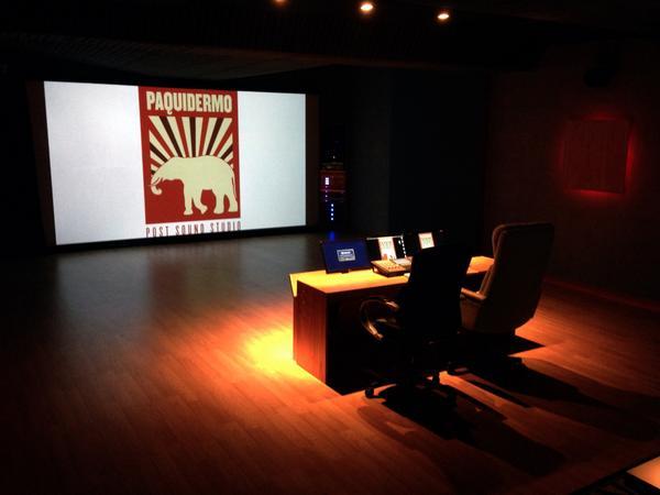 estudio Dolby
