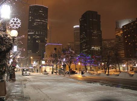 Family Holiday Fun in Minneapolis