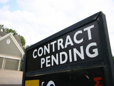 September marks second straight month of pending home-sales growth!