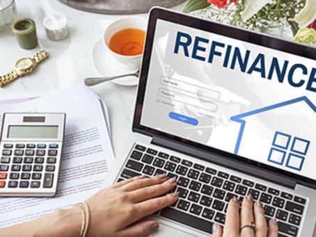 'Refinanceable' borrower population swells to 8.2 million.