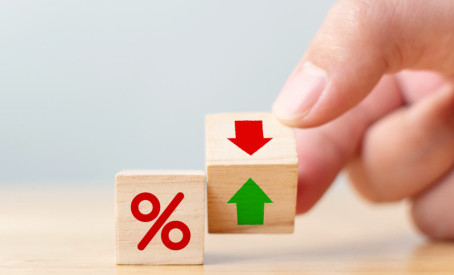 Mortgage rates stuck in a rut at 2.87%!