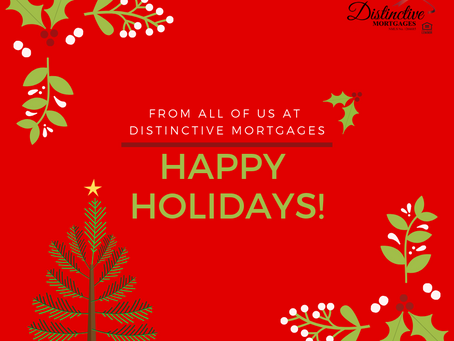 We hope you had a Happy Holidays!