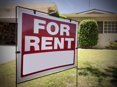 Single-family rents increase 3% in August!