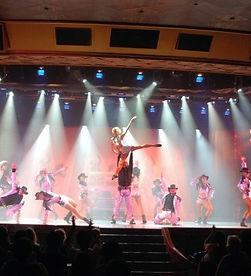 live performance hire sydney