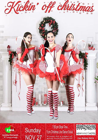 Entertainment for Events Live Performance Productions Christmas