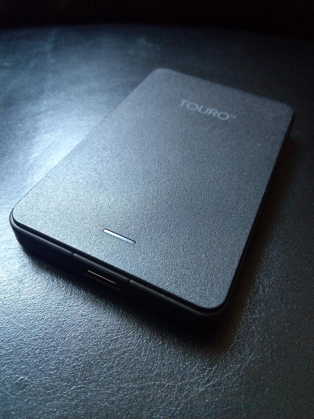 Touro USB 3.0 External Hard Disk Drive