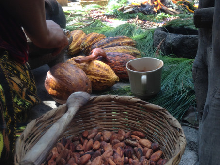 The Mysteries of Cacao