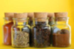 Condimentos y especias