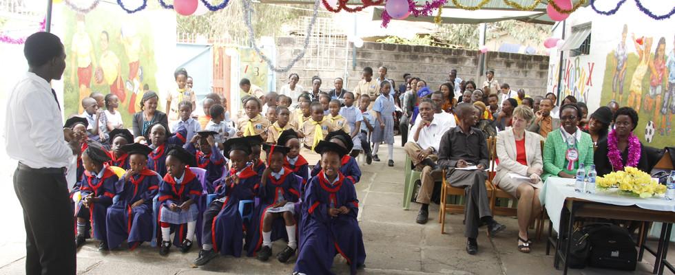Our Graduation Ceremony