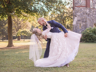 Amber and Bryant's Fairytale Wedding Day - Oakbourne Mansion, PA