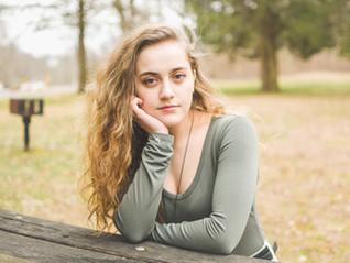 Evelyn's French Creek Senior Session