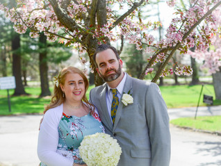 Tranquil Spring Wedding with Christen & Rob