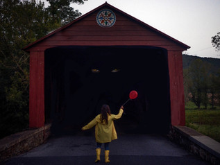 Stephen King's 'It'-Inspired Photoshoot with Sydney - Oley, PA
