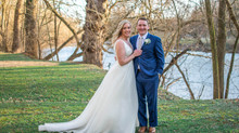 Kate and Matt's Magical March Wedding - Riverdale Manor