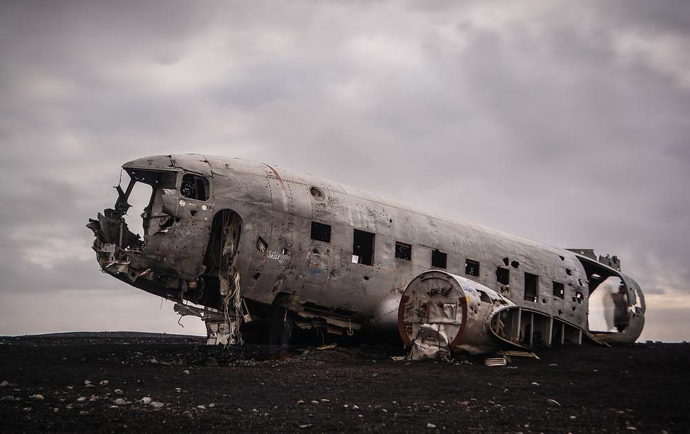 Solheimasandur Wreck