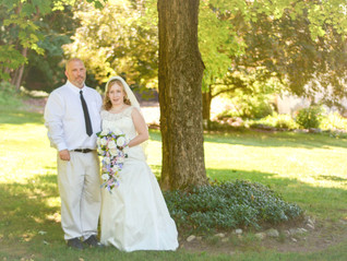 Sweet Carriage House Wedding with Jessica and Jonathan