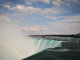 Memorial Day at Niagara Falls!