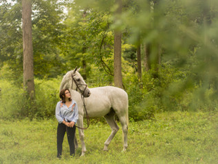 Early Morning Portraits with Sam and Punk - Honey Brook, PA