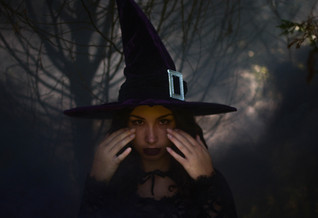 Forest Witch Photoshoot with Keely - Douglassville, PA