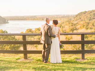 Kate and Jesse's Golden Hour Wedding - Columbia, PA