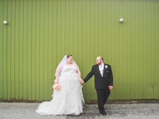 Jessica and Colton's Spring Wedding at Chantry Place