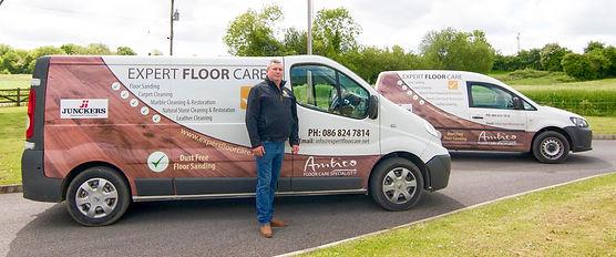 Expert Floorcare floor sanding Ireland Midlands