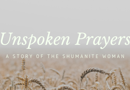 Unspoken Prayers