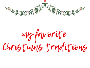 Page 13: My Favorite Christmas Traditions