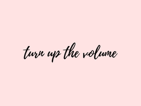 Page 28: Turn Up the Volume