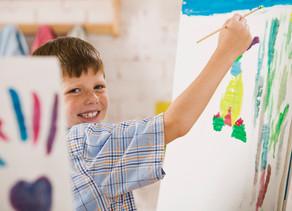 アートセラピーを自閉症スペクトラム障害の子供達の治療として使うことの可能性について