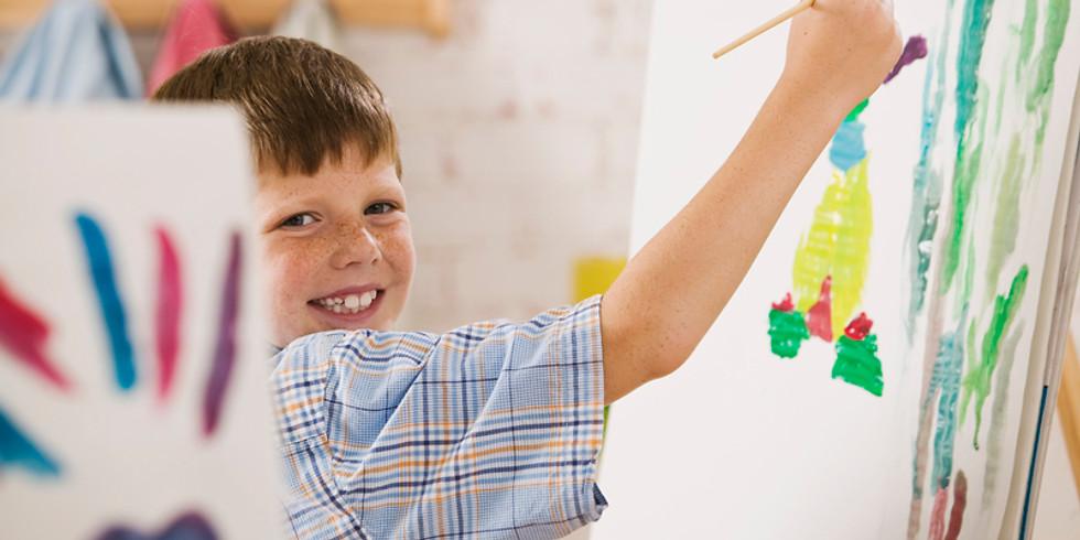 Summer Kid's Art Class