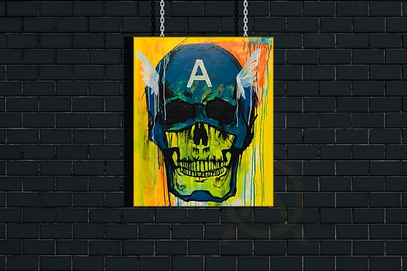 AMERICA by Aoartz