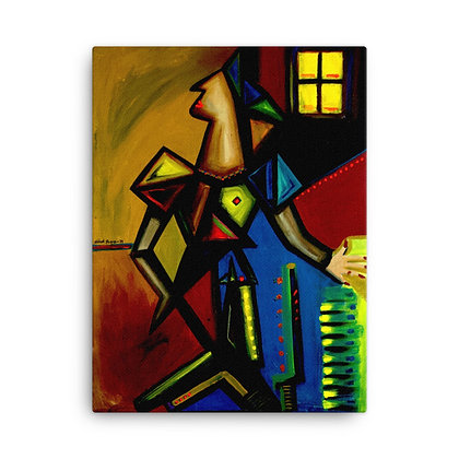 Conquistador by Michael Perez CANVAS