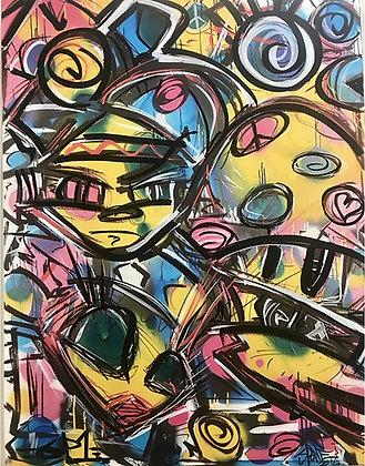 WILD MUSHROOM by Jason Perez