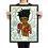 Thumbnail: Baby Basquiat by Sarai FRAMED