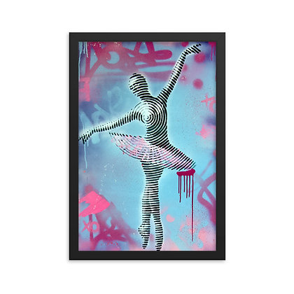 Tiny Dancer by Cody Parker FRAMED