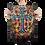 Thumbnail: LV Cross by Flower Bomb CANVAS PRINT