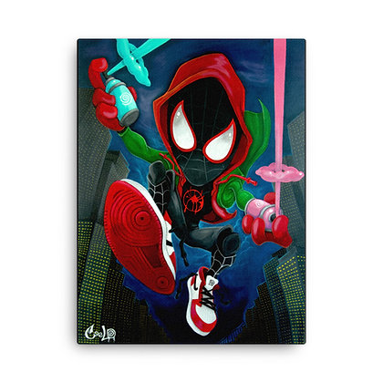 Miles by Ceelo CANVAS PRINT