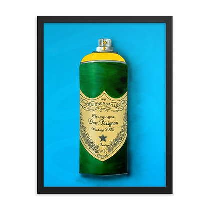 Dom Can by Captain Casual FRAMED