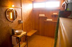 Baño privado completo