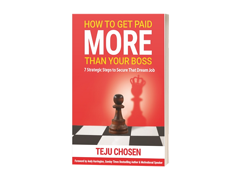 HOW TO GET PAID MORE THAN YOUR BOSS