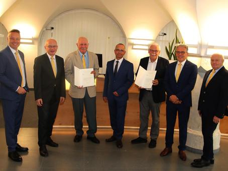 Bgm. Martin Leuthner ist neuer Aufsichtsrat der Raiffeisenbank Langenlois